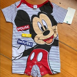 Mouse in the House Romper